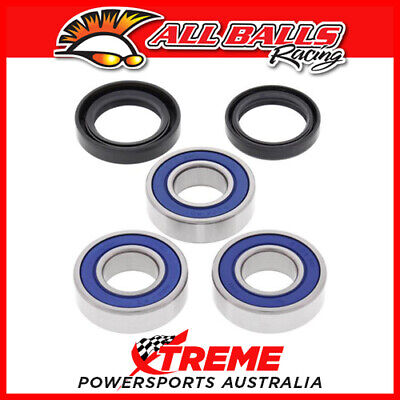 Honda CR125R CR250R 1990-1999 Rear Wheel Bearing Kit MX CR 125 250 R, All Balls