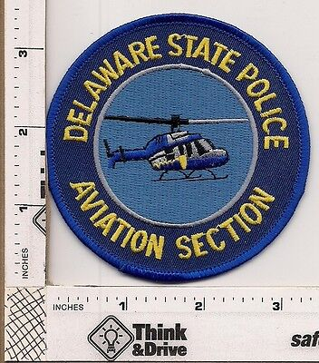 Delaware State Police. Aviation Section.Delaware.