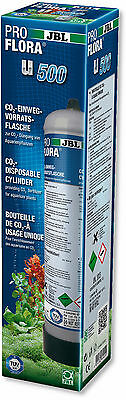 JBL ProFlora U500 disposable co2 bottle pro flora carbon aquarium fertiliser