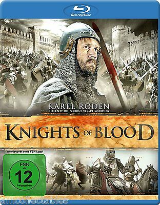 Blu-Ray - Knights Of Blood - Neuf/Emballé