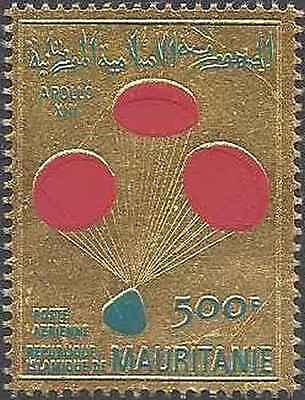 Timbre Cosmos Mauritanie PA108 ** lot 10039