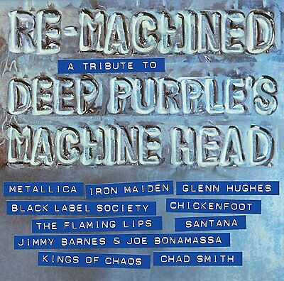 Re-Machined (A Tribute to Deep Purple's Machine Head) (2012)  Vinyl LP  NEW