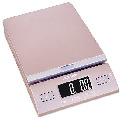 Accuteck DreamGold 86 Lbs Digital Postal Scale Shipping Scale