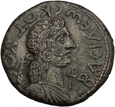 KOTYS II 129AD King of Bosporus 48 Units Authentic Ancient Greek Coin i53430