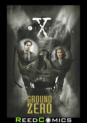 X-FILES CLASSICS GROUND ZERO GRAPHIC NOVEL New Paperback