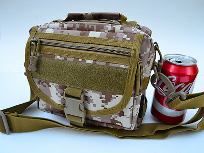 Acid Tactical® MOLLE First Aid Bag Pouch Trauma Medic Utility 2 (MarPat Camo)