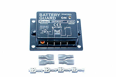 Battery Guard CUT OFF  12 VOLT 20Amps  Fridge Battery Protection Cut Out