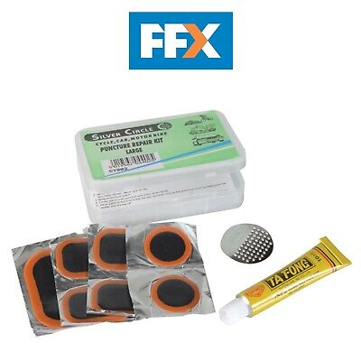 S STYLE D/ICY002 Cycle Puncture Repair Kit - Large