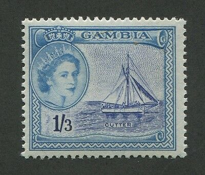 Gambia #161 Mint Nh