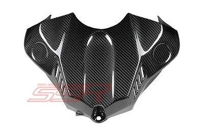2015 2016 2017 Yamaha R1 R1M R1S Fuel Gas Tank Airbox Cover Fairing Twill Carbon