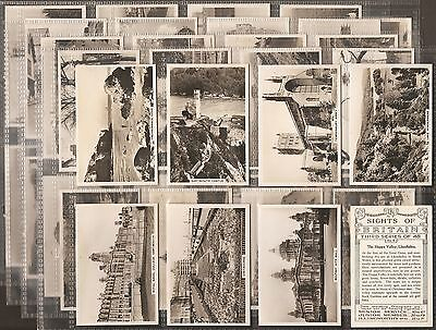 Pattreiouex-Large Card Set- Sights Of Britain 3Rd Series - Exc