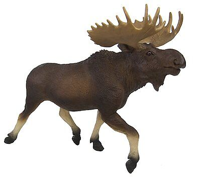 MOOSE Replica 113289 Wildlife Wonders ~ NEW 2016 ~ FREE SHIP/USA w/ $25+ Safari