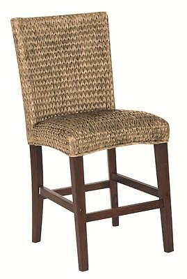 Westbrook Woven Natural Counter Height Dining Stool by Coaster 101095 - Set of 2
