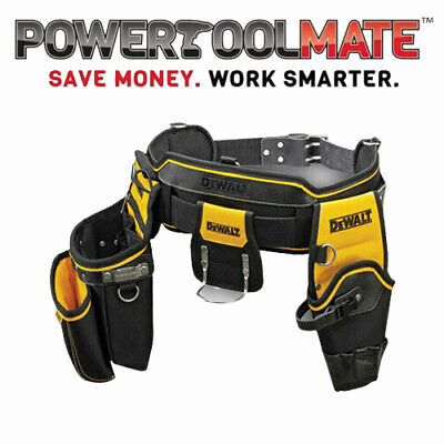 DeWalt DWST1-75552 Heavy Duty Multi-Purpose Tool Belt