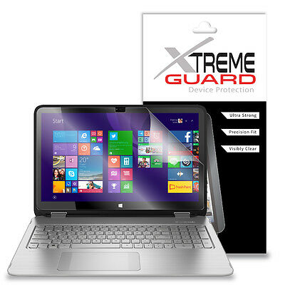 """Genuine XtremeGuard LCD Screen Protector For HP Envy x360 15T Touch 15.6"""" Laptop"""