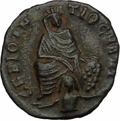 310AD Anonymous Ancient PAGAN Roman Coin GREAT PERSECUTION of CHRISTIANS i53844