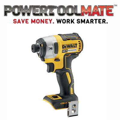 DeWalt DCF887N 18v Li-Ion XR Brushless 3-Speed Impact Driver - Naked - Bare Unit