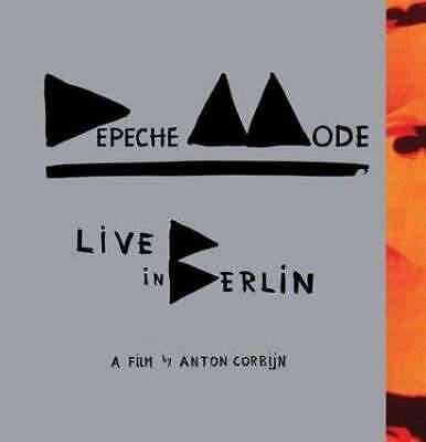 Depeche Mode - Live In Berlin (Deluxe Edition)(2 CD + 2 DVD + Blu-Ray) COLUMBIA
