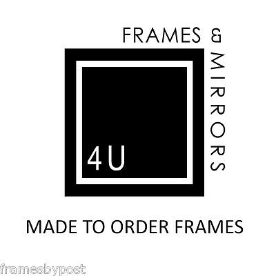 Made to Order Frames for Customers