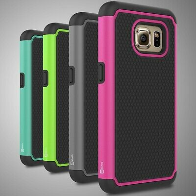 Slim Protective Tough Hybrid Armor Phone Cover Case for Samsung Galaxy S7