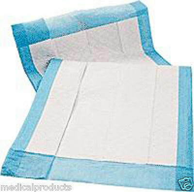 """200 Housebreaking 23"""" x  24"""" Dog PEE Pads Puppy Underpads House Training"""