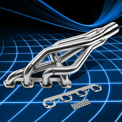 Fit Ford Mustang II 73-78 2.3L I4 Stainless Performance Header Manifold Exhaust