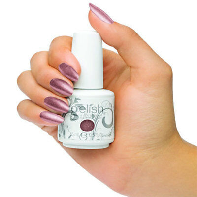 Harmony Gelish Soak Off UV LED Gel Nail Polish Last Call 15ml