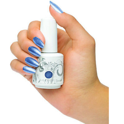 Harmony Gelish Soak Off UV LED Gel Nail Polish Rhythm And Blues 15ml
