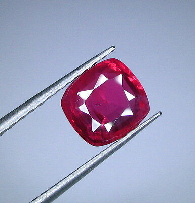 Srilankan Untreated Certified Pink Spinel 2.06 Ct. (Rare Find) (00523)