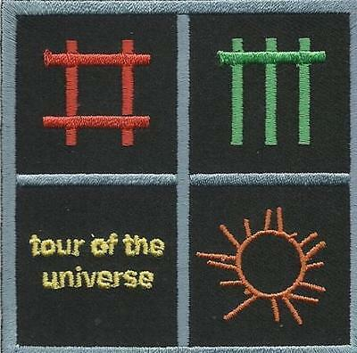 Official Depeche Mode - Icons - Sew/Iron On Patch