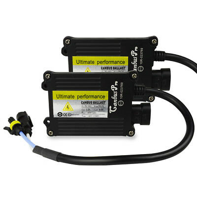 2x new AC 12V xenon Pro Canbus HID Replacement Ballast 35W error light canceller