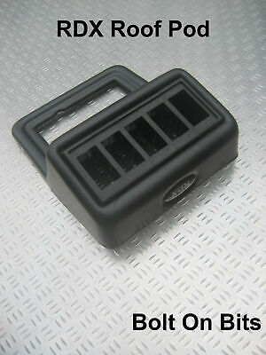 RDX Roof Switch Pod 5 Switch Defender 1994 to 2016 Headlining Centre Console