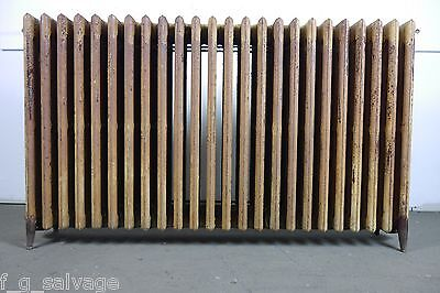Antique Vintage American Radiator ARCO Hot Water Steam Radiator 24-Fin