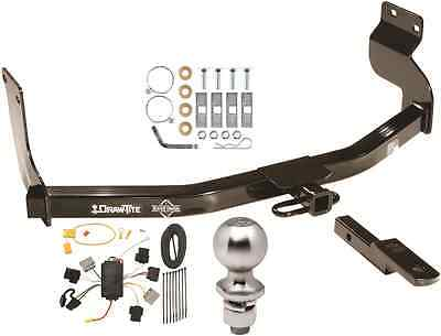 complete trailer hitch pkg w/ wiring kit for 2005-2007 ford escape mazda  tribute