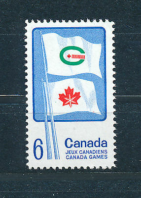 Canada 1969 Canadian Games Sg641  Mnh