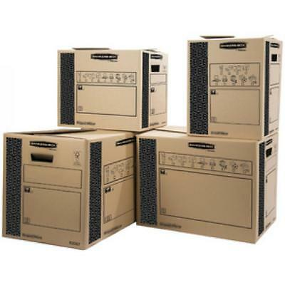 Fellowes BANKERS BOX Cargo Box SmoothMove Heavy Duty, mittel (0043859709380)