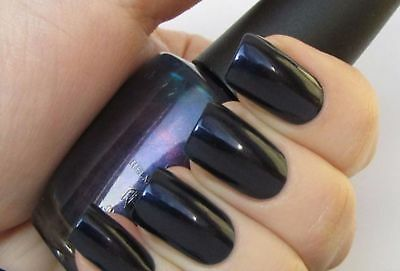 OPI Nail Polish Lacquer Enamel Varnish R54 Russian Navy 15ml