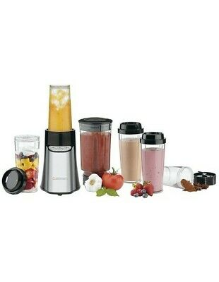 NEW Cuisinart Portable Blending/Chopping System CPB300A Grey