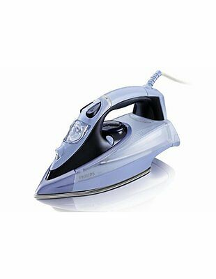 NEW Philips Azur Premium Plus Iron GC4865 Blue