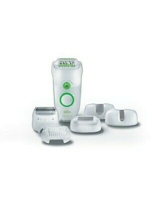NEW Braun Silk Epil 5 Epilator 5780 Green