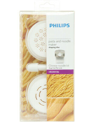 NEW Philips HR2401/06 Chinese Noodle Kit for HR2357/06 Pasta & Noodle Maker