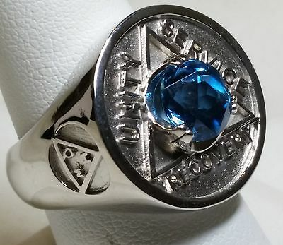 Alcoholics Anonymous Ring