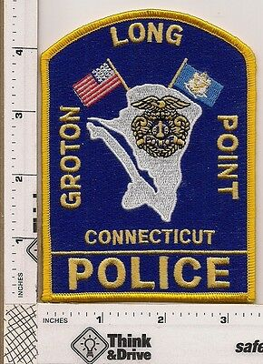Groton Long Point Police.Connecticut.