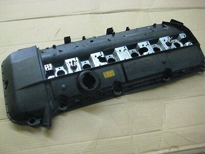 Bmw OEM E46 E39 X5 Engine Valve Cover Plastic 11121432928 323 325 328 330 530