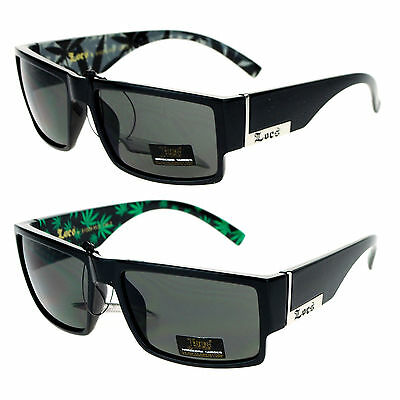 f813b8386ed6 420 Marijuana Pot Glasses Sunglasses Leaf Party Novelty Green Gray.  9.95  Buy It Now 21d 4h. See Details. Locs Marijuana Pot Leaf Print Rectangular  Mad Dog ...