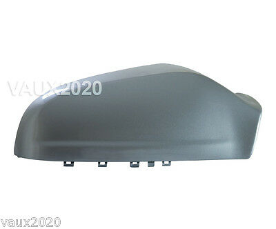 Vauxhall Opel Astra H MK5 Door Wing Mirror Cover New 04-09 Silver Lightning RHS
