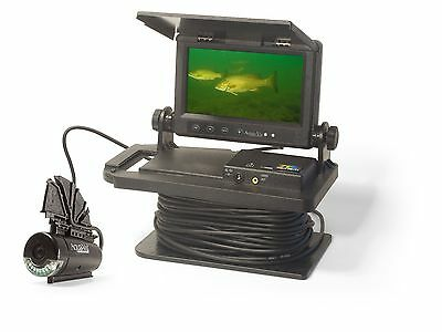 "Aqua-Vu AV715c Underwater Fishing Camera 7"" Color LCD Screen and 50-Feet Cable"