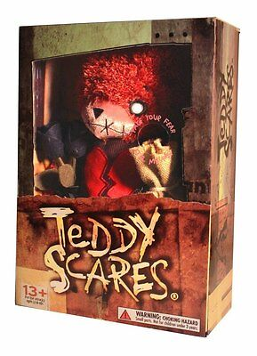 "12"" Teddy Scares Edwin Morose - LIMITED COLLECTORS EDITION Of 250"