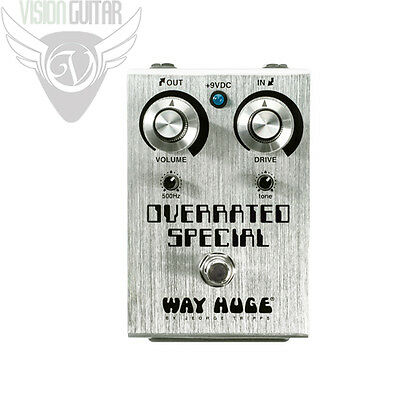 NEW! Way Huge Limited Joe Bonamassa Overrated Special® Overdrive - WHE208