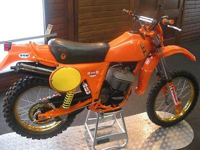 Swm Rs250 Gs Enduro 1981  *nationwide Delivery*